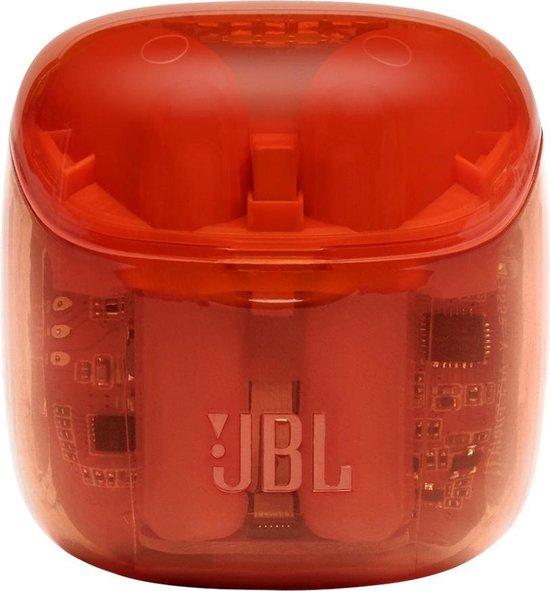 JBL TUNE 225TWS Ghost Oranje - Volledige draadloze oordopjes