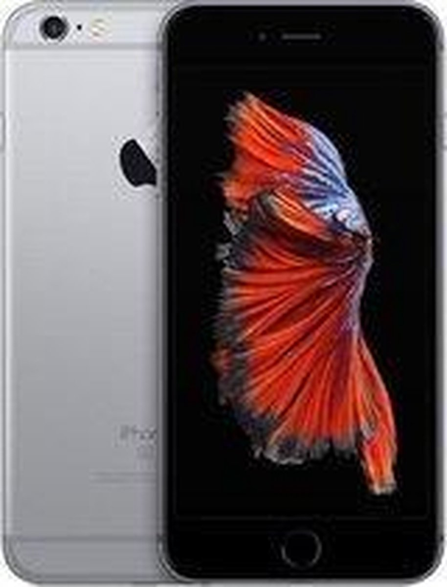 Apple iPhone 6s - Refurbished door Mr.@ - B grade (Lichte ggebruikssporen) - 64GB - Spacegrijs
