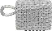 JBL Go 3 Wit - Draadloze Bluetooth Mini Speaker