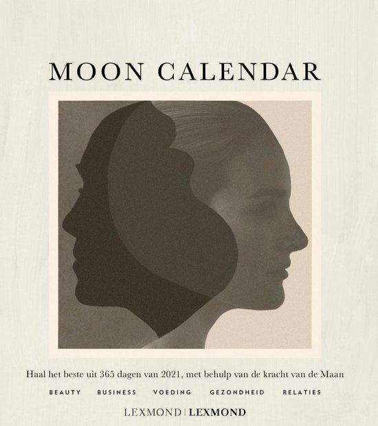 Afbeelding van Moon Calendar 2021 - Scheurkalender - Lexmond vs Lexmond - Nederlands