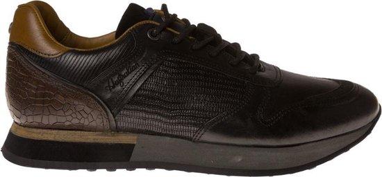 Australian Footwear Massimo zwarte veterschoen maat 40