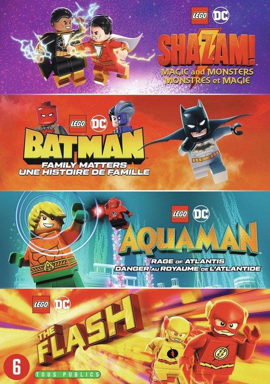 LEGO DC Superheroes Col - 4 pack