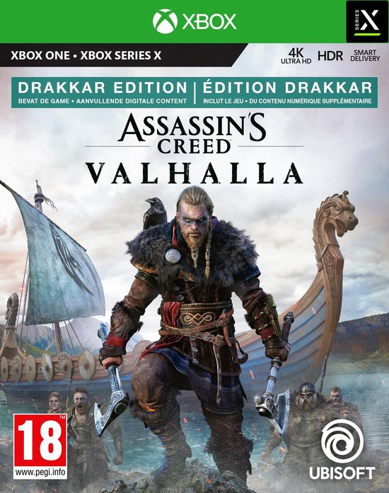 Assassin's Creed Valhalla – Drakkar Edition – Xbox One & Xbox Series X