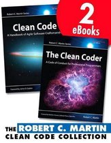 Boek cover The Robert C. Martin Clean Code Collection (Collection) van Robert C. Martin (Onbekend)