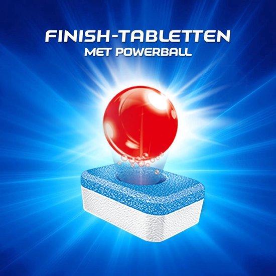 Finish All in 1 Max Regular Vaatwastabletten - 170 Stuks - Voordeelverpakking