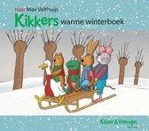 Boek cover Kikker - Kikkers warme winterboek van Max Velthuijs (Hardcover)