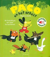 Boek cover Paco en het orkest van Magali Huche