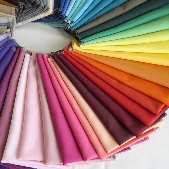 Doekenset voor kleuranalyses