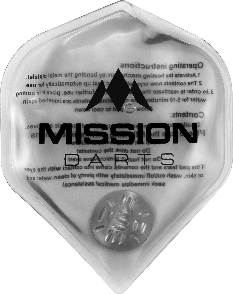 Mission Flux Luxury Hand Warmer - Herbruikbaar - Clear