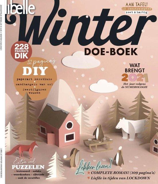 Afbeelding van Libelle Winterboek 2020