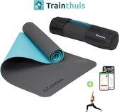 Trainthuis Yoga mat Anti slip - 6mm