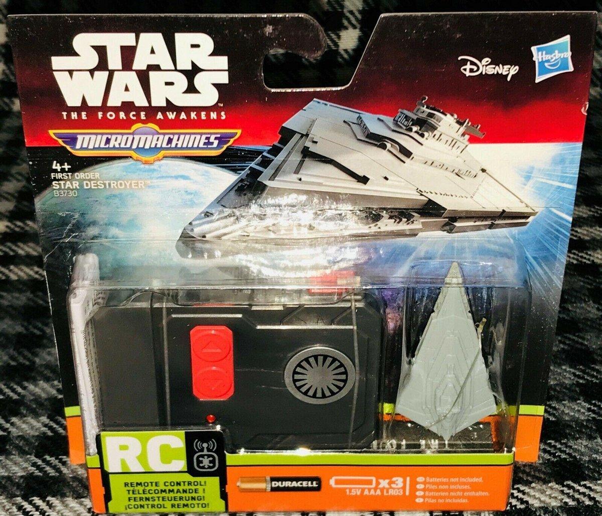 Star Wars Micromachines Star Destroyer