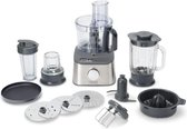 Kenwood Multipro Compact+ FDM316SS - Foodprocessor
