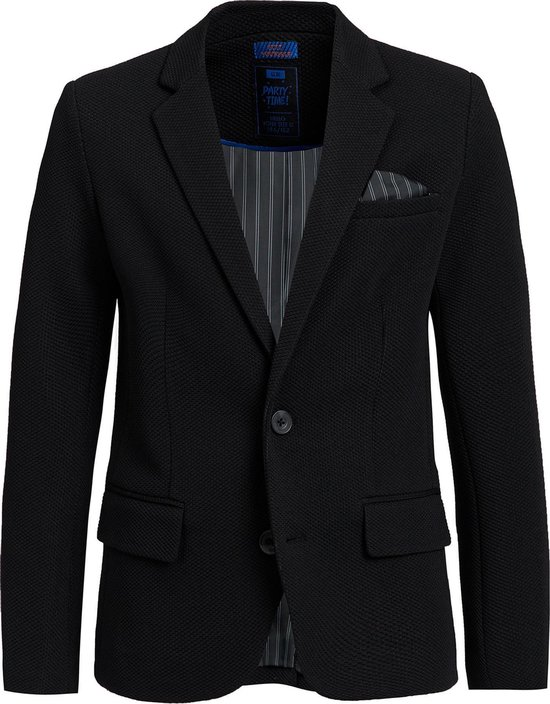 WE Fashion Jongens regular fit blazer