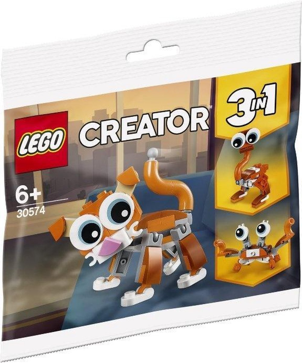 LEGO Creator 30574 Kat (Polybag)