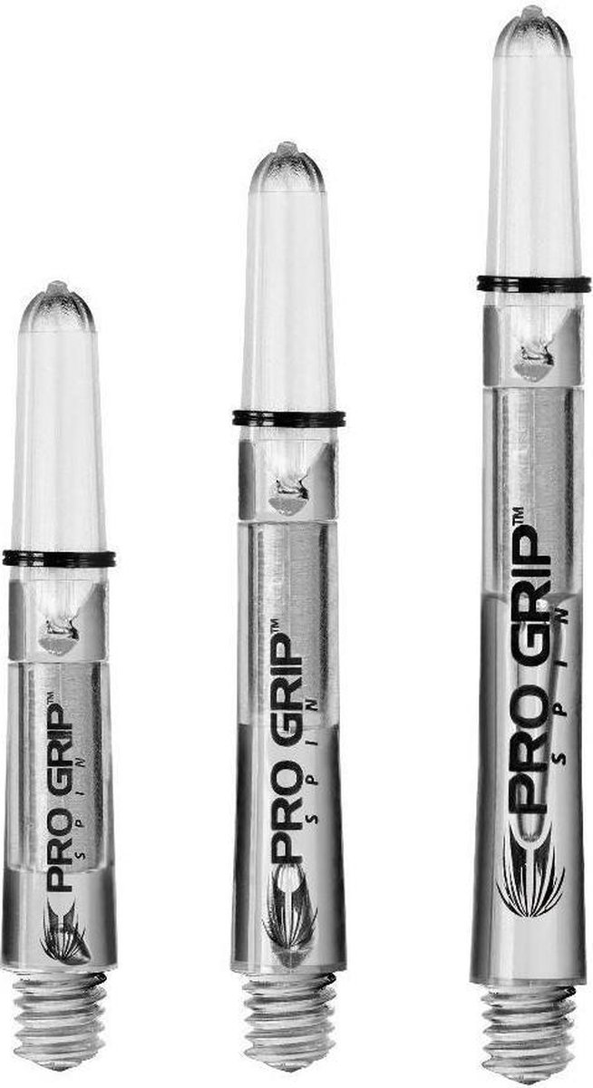 Target Pro Grip Spin Clear - Medium