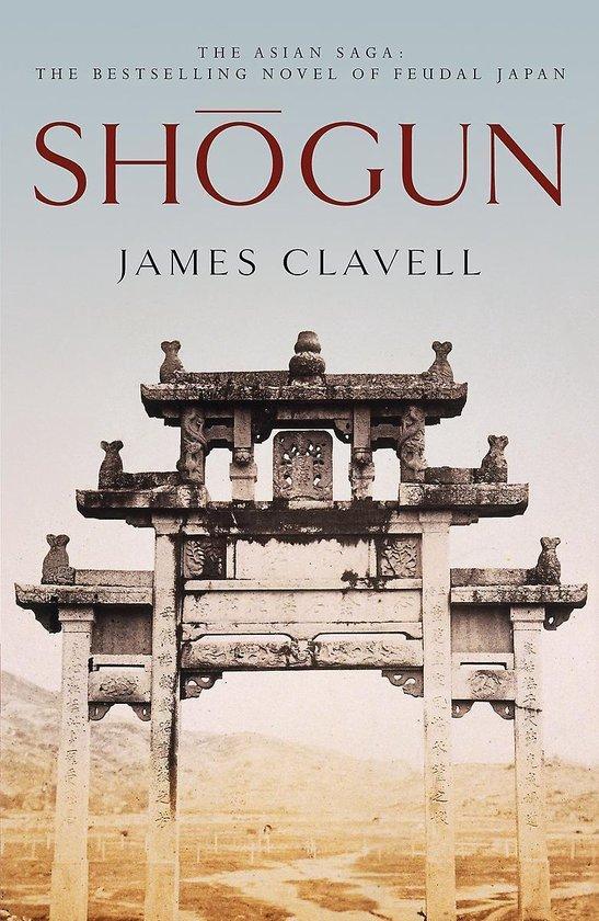 Boek cover Shogun van James Clavell (Paperback)