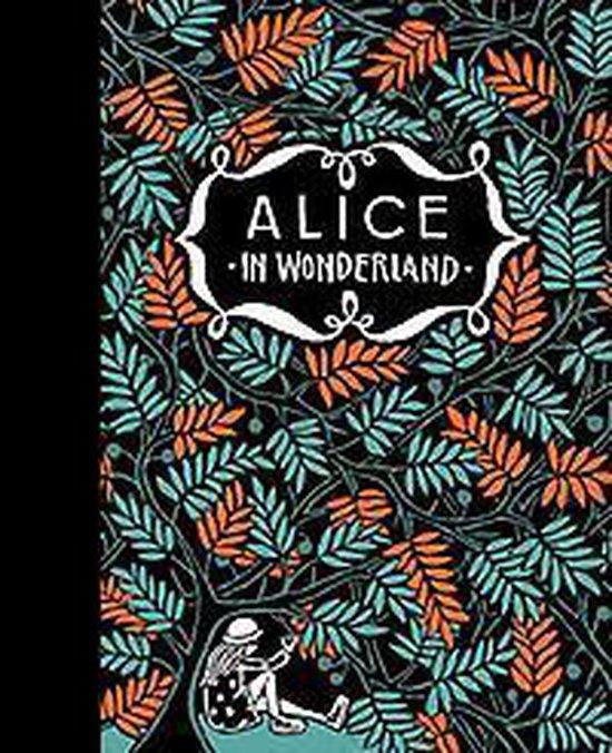 Boek cover Alices Adventures in Wonderland & Through the Looking-Glass van Lewis Carroll (Hardcover)