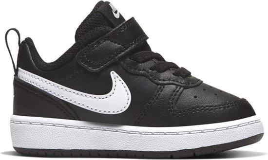 Nike Sneakers - Maat 25 - Unisex - zwart,wit