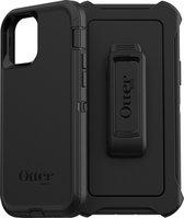 Defender case voor iPhone 12 / iPhone 12 Pro - Zwart