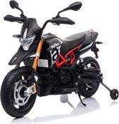 Aprilia Racing, Kinder Accu Motor, 12 volt, 2x snelheden - elektrische kindermotor