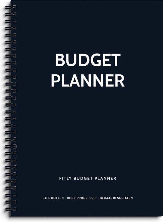 Afbeelding van Fitly - Budget Planner - Kasboek - Budgetplanner