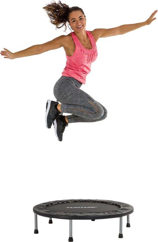 Tunturi Funhop Fitness trampoline - Mini trampoline 95 cm