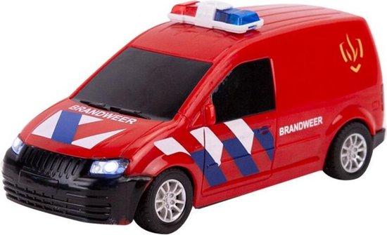 Afbeelding van het spel RC Brandweerauto met Licht