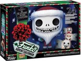 Nightmare Before Christmas Funko Pop! - December Advent Kalender 2020 Cadeau Figuurtjes