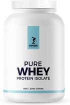 Power Supplements - Pure Whey Protein Isolate - 1kg - Tropische Vruchten