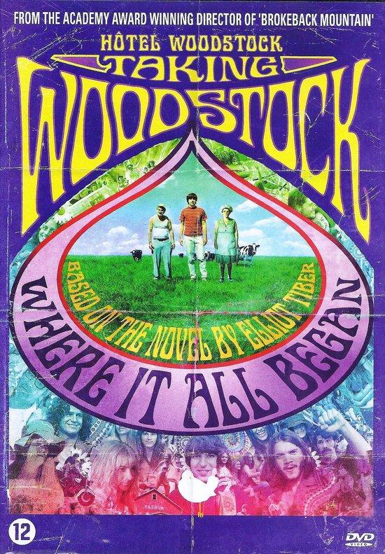 Cover van de film 'Taking Woodstock'