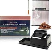 Zexskie®PRO Elektrische sigarettenmaker|Inclusief sigaretten doosje|Machine|Vuller|Hulzen|Stopper|Roller