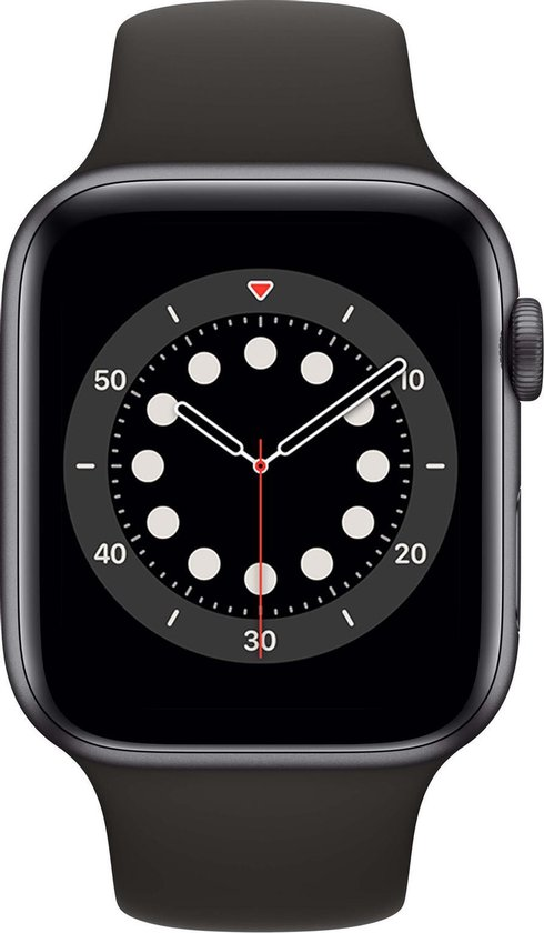 Apple Watch Series 6 - 40 mm - Spacegrijs
