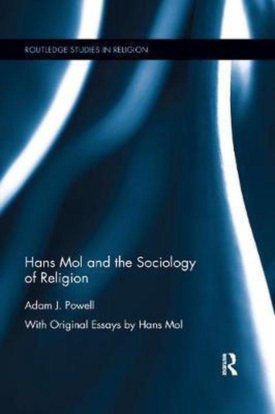 Boek cover Hans Mol and the Sociology of Religion van Adam J. Powell (Paperback)