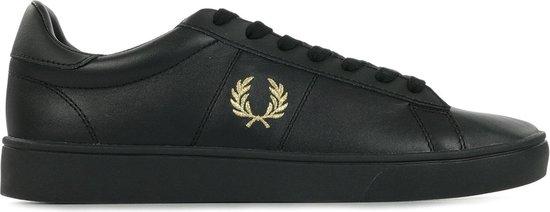 Fred Perry Sneakers - Maat 42 - Mannen - zwart