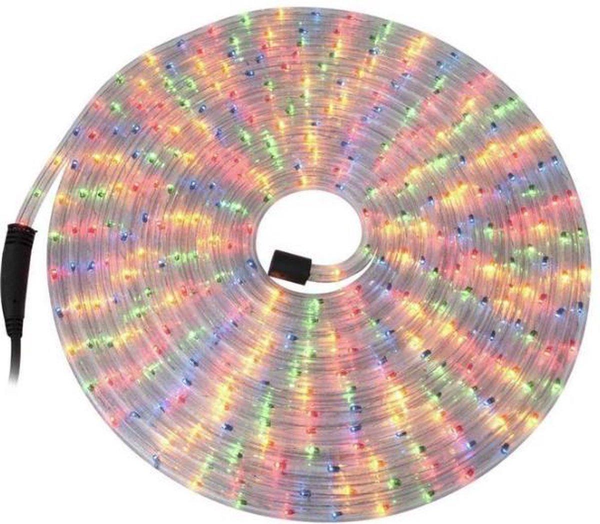 EUROLITE Lichtsnoer voor buiten - Multicolor - 9 meter