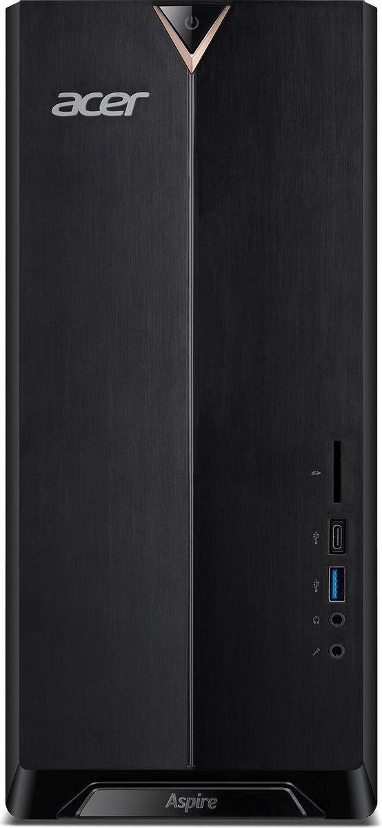Aspire TC-895 I7206 NL - Intel Core i7 (10th gen) - 16 GB - 512 GB SSD - Desktop PC