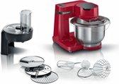 Bosch MUMS2ER01 MUM Serie   2 - Keukenmachine - Rood