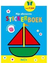 Mijn allereerste stickerboek (boot)