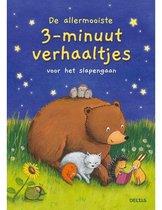 Boek cover De allermooiste 3-minuutverhaaltjes voor het slapengaan van Marliese Arold (Hardcover)