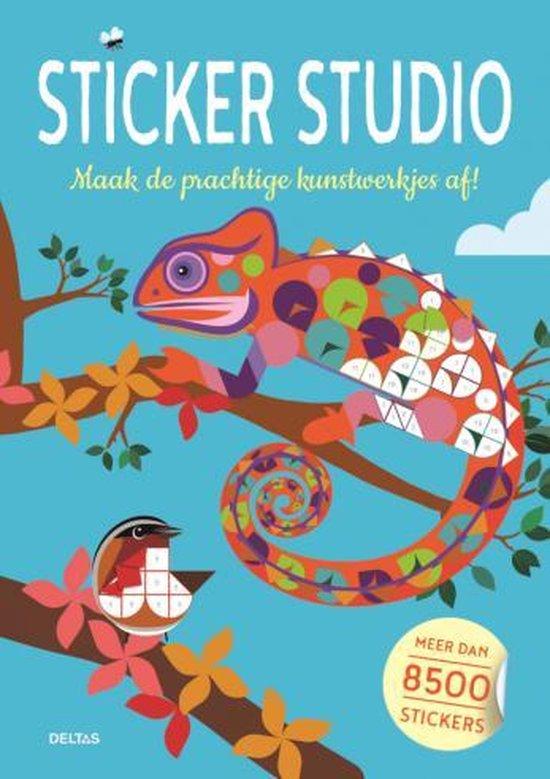 Afbeelding van het spel Sticker studio