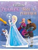 Disney Prikblok Frozen / Disney Bloc à perforer Frozen
