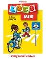 Afbeelding van het spelletje Loco Mini Veilig in het verkeer. 6 - 8 jaar