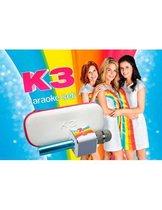 Studio 100 - K3 karaokemicrofoon met luidspreker