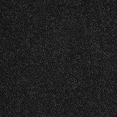 INCA zwart 50x50cm tapijttegel naaldvilt tapijt 5m2 / 20 tegels