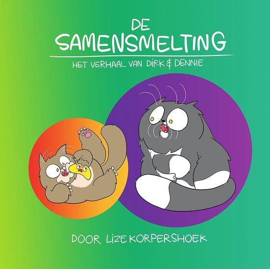 Boek cover De samensmelting van Lize Korpershoek (Hardcover)