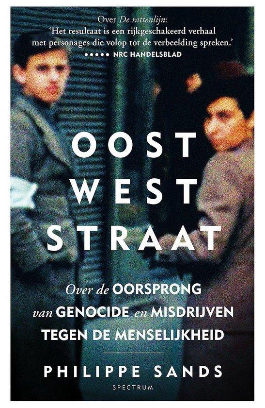 Boek cover Oost-Weststraat van Philippe Sands (Paperback)