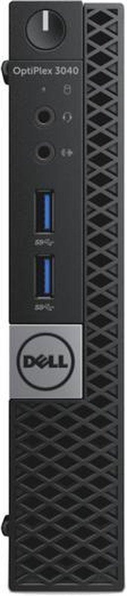 Dell OptiPlex 3040 Mini PC – Refurbished door Daans Magazijn – 4GB RAM – 500GB HDD – i3-6100T – A-grade