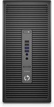 HP ProDesk 600 G2 Tower Desktop - Refurbished door