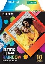 Fujifilm Instax Square Film - Rainbow - 10 foto's